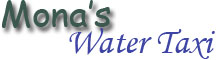 Mona's Water & Lagoon Charters